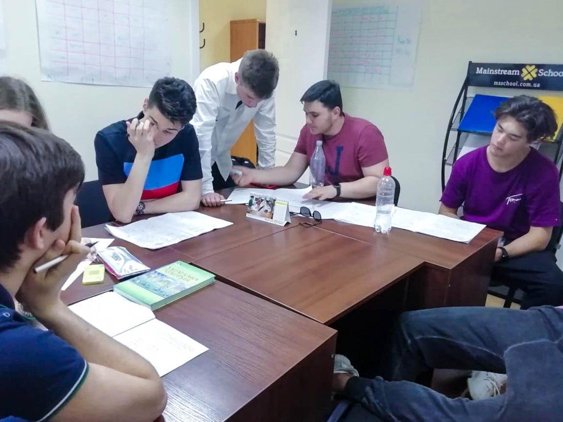 приватна школа Київ, частная школа Киев