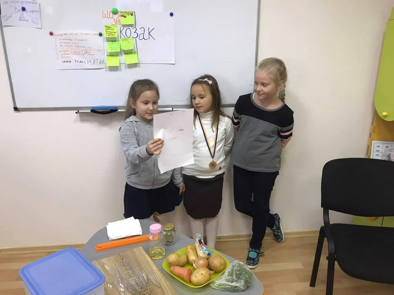 День козацтва в Mainstream School!