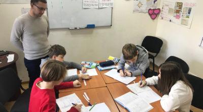 Математика - це зона комфорту в Mainstream School
