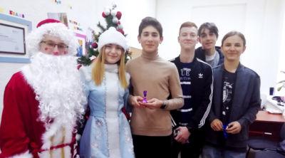 День Святого Миколая в Mainstream School!